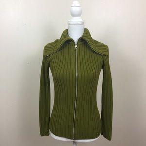 J. Crew Sweater Jacket Cardigan Size XS
